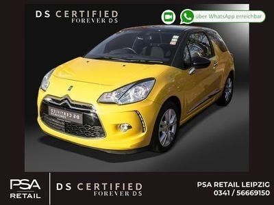 gebraucht Citroën DS3 PureTech 110 S&S SoChic Einparkhilfe/Sitzhzg.