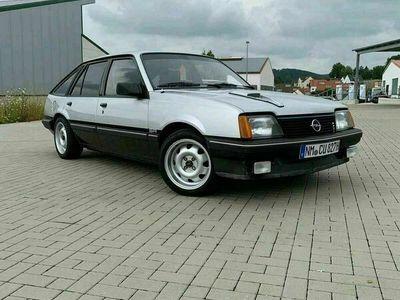gebraucht Opel Ascona C-CC H-Zulassung