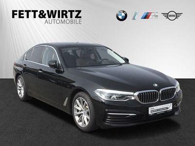 gebraucht BMW 530 i xDrive Sport Line SAG 18'' LED Navi SHZ