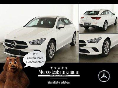 gebraucht Mercedes CLA180 Shooting Brake PROGRESSIVE/LED/NAVI/SHZ/MBUX Klima