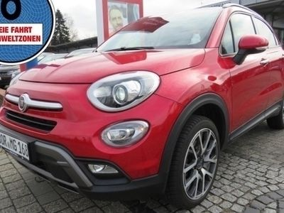 käytetty Fiat 500X Cross Plus 2.0 MultiJet Automatik Xenon