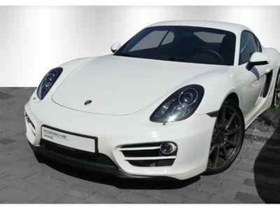 gebraucht Porsche Cayman 981, 20'',PASM,Sitzbelüftg,SportsitzePlus