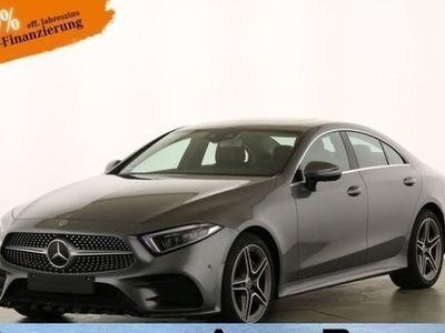 gebraucht Mercedes CLS450 4M AMG SD WScreen Multibeam FahrAss 360° AMG Line