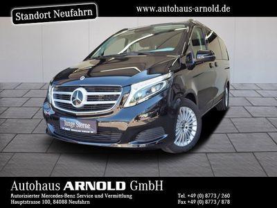 gebraucht Mercedes V250 d Edition Lang 8-Sitze Comand DISTR. LED !