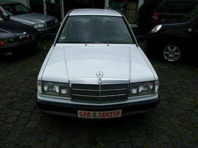 gebraucht Mercedes 190 Sport White