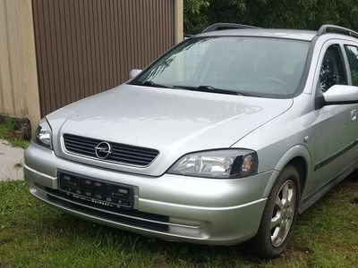 gebraucht Opel Astra 1.6 Caravan