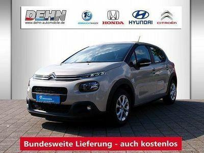 gebraucht Citroën C3 PureTech 82 Start&Stop Feel