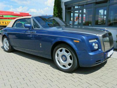 gebraucht Rolls Royce Phantom Drophead Coupé als Cabrio/Roadster in Sulzemoos bei München