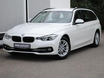 gebraucht BMW 320 i Touring Sport Line Aut. Navi Business PDC