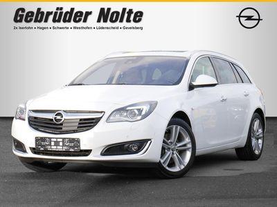 gebraucht Opel Insignia ST 2.0 CDTI Innovation HUD NAVI ACC EU6