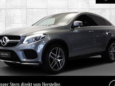 gebraucht Mercedes GLE350 d Cp. 4M AMG Pano Harman COMAND ILS LED