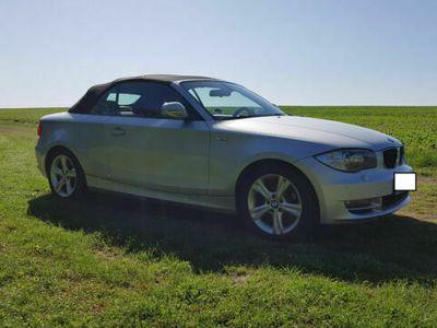 gebraucht BMW 118 Cabriolet d Aut. Leder,Xenon,Vollaustattung