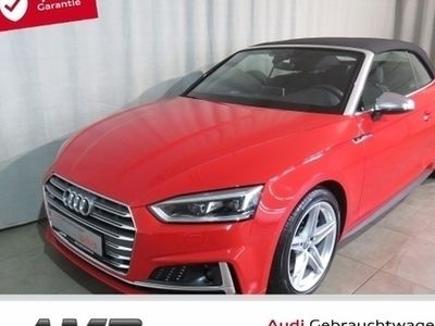 käytetty Audi S5 Cabriolet AHK/Matrix-LED/ACC/VirtualC./Navi+/5J.G