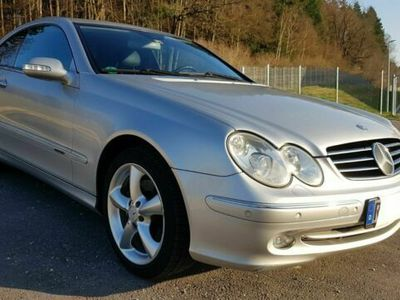 gebraucht Mercedes CLK320 LPG Autogas W209 Vollausstattung -...