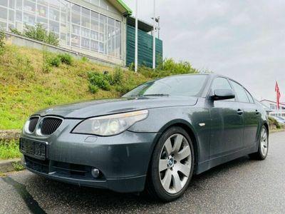 gebraucht BMW 545 Head up Display,Xenon.AHK,TÜV