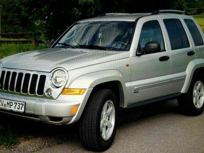 gebraucht Jeep Cherokee 2.8 CRD Automatik Limited