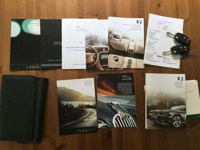 gebraucht Jaguar XJ6 2.7 Diesel Executive - 1. Hand - Scheckheft