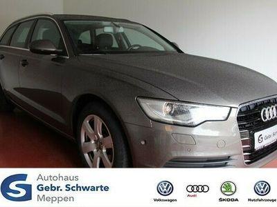 gebraucht Audi A6 Avant 2.0 TDI Multitronic AHK Navi GRA Xenon