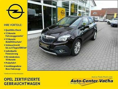 gebraucht Opel Mokka 1.4 Turbo Automatik Innovation Navi Kamera