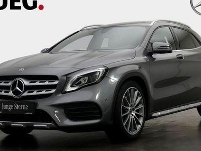 gebraucht Mercedes GLA250 4M AMG NAVI+Pano+LED+19+Kam.