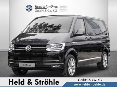 gebraucht VW Multivan T6GENERATION SIX 2.0 TDI DSG AHK LED