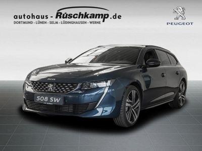 gebraucht Peugeot 508 SW GT 1.6 PureTech 225 EU6d-T LED Navi Keyless Rückfahrkam. Panorama Fernlichtass.