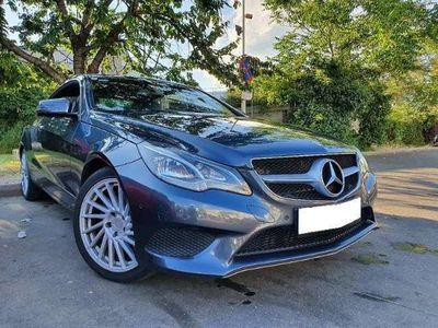 gebraucht Mercedes E250 BlueTEC Coupe