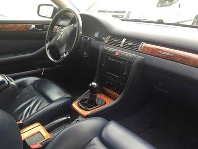 gebraucht Audi A6 2.5TDI Quattro S-Line Voll Recaro Leder Navi Xenon