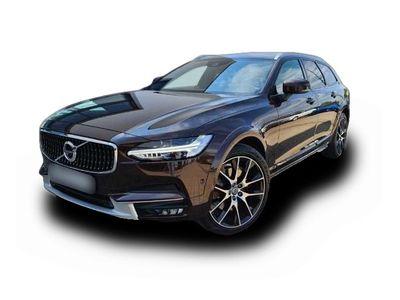 gebraucht Volvo V90 CC Cross Country D5 AWD Geartronic Pro HUD ACC Parklenkassist.