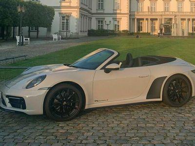 gebraucht Porsche 992 S Cabrio 1. Hand Kreide/Lift