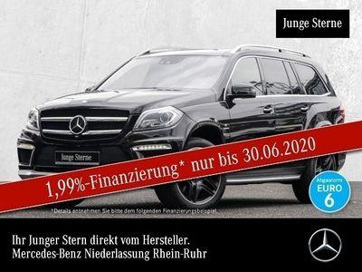 gebraucht Mercedes GL63 AMG AMG 4M Exkl-Paket Driversp Active Curve TV