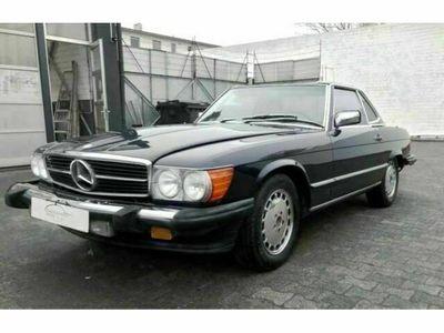 gebraucht Mercedes 560 SLR107