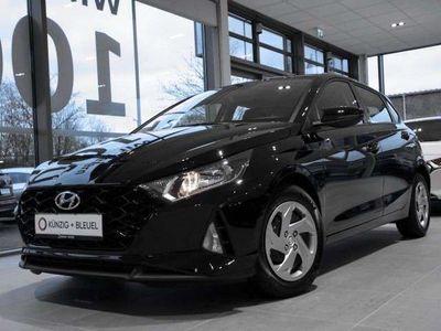 gebraucht Hyundai i20 Select 1.0 T-GDI SHZ GRA PDC Lane