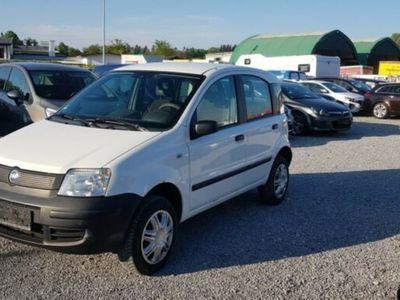 käytetty Fiat Panda 1.2L,44KW, ALLRAD - 4 x 4,1-Hand