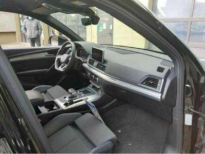 gebraucht Audi Q5 Q540 TDI Q 3x S LINE eSITZE MATRIX-LED KAMERA VIRTUAL NAVI+