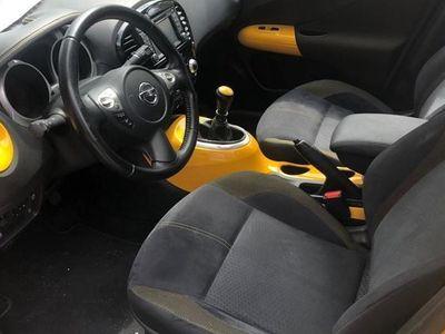 gebraucht Nissan Juke 1.2 DIG-T SUV5 Acenta 4x2 (Start/Stop)