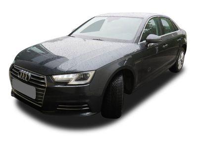 gebraucht Audi A4 A4Limousine 2.0TDI 150PS S-TRONIC NAVI+VC.XENON