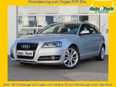 gebraucht Audi A3 Sportback 2.0 TDI Ambition XENON~NAVI~SHZ~PDC