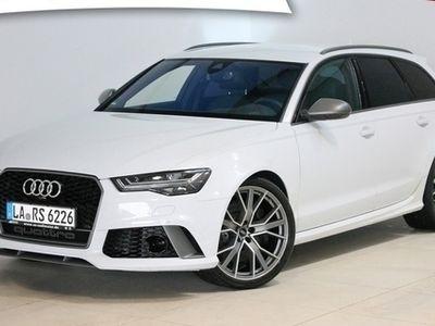 gebraucht Audi RS6 Avant performance Sportaga Matrix-LED HeadU
