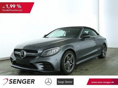 gebraucht Mercedes C43 AMG AMG 4M Cabriolet AHK Distronic Sport-Abgas