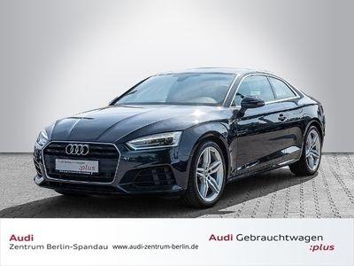 gebraucht Audi A5 Coupé 2.0 TDI S tronic *NAVI*DAB*SHZ*