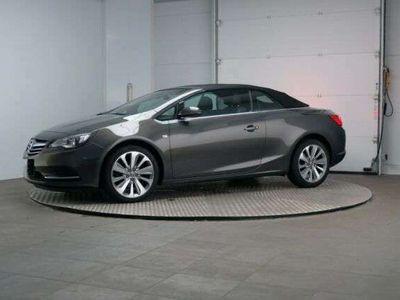 gebraucht Opel Cascada 2.0 CDTI Innovation Aut Leder Xenon SHZ