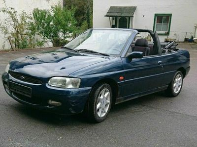 gebraucht Ford Escort Cabriolet xr3i Recaro Alu Wintera...