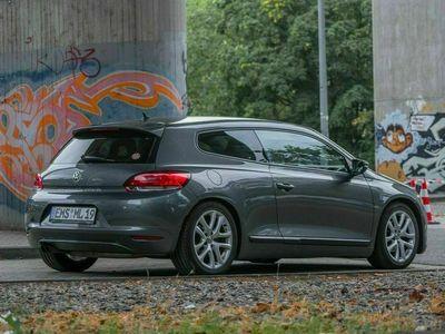 gebraucht VW Scirocco VW2.0 TDI 140PS 2.Hand (ZAHNRIEM...