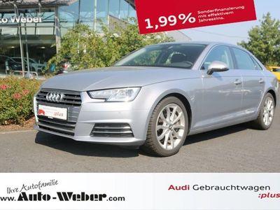 gebraucht Audi A4 Limousine Sport 2.0TFSI quattro S-tronic