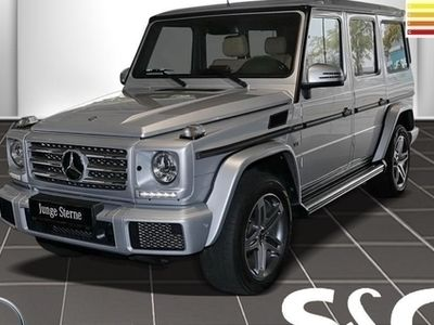 gebraucht Mercedes G500 R.Kam/Standheizung/Parktronic/Einparkpake