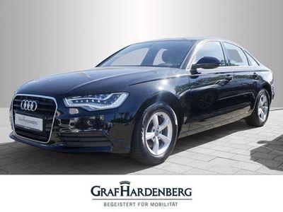 gebraucht Audi A6 2.0 TFSI Multitronic LED ACC AHK MFL