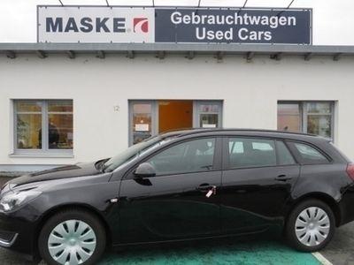 gebraucht Opel Insignia Sports Tourer 1,6 CDTI Auto. Selection