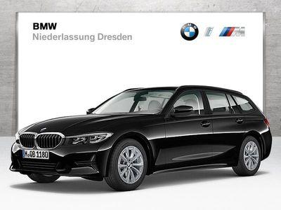 gebraucht BMW 318 d Touring Automatik 17 Alu LED Navi DAB PDC *NEUFAHRZEUG*