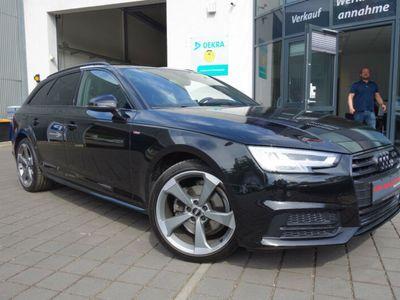 gebraucht Audi A4 Avant 2.0 TFSI CNG g-tron S Line Led/19Lml/Erdgas